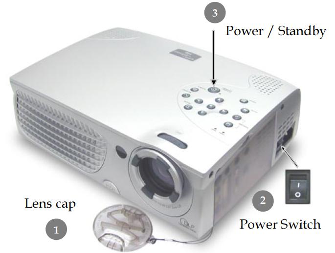 Optoma H50 Projector Lamp