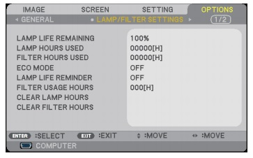 PE401H_projector_lamp_NEC NP24LP_reset_timer