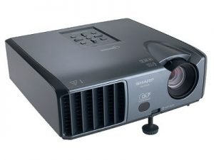 PG-F200X projector