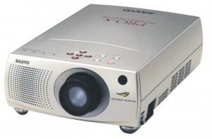 Sanyo PLC-SW15 projector, Sanyo POA-LMP23 (service parts no 610 285 29123)