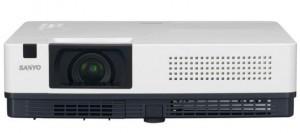 Sanyo PLC-XR251 projector, Sanyo POA-LMP132 (service parts no 610 345 2456)