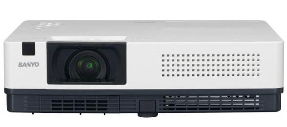 replacing poa lmp132 in the sanyo plc xr201 plc xr251 projector rh fixyourdlp com Sanyo Digital Projector Sanyo Projector