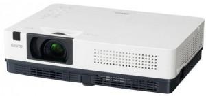 Sanyo PLC-XR301 Projector, Sanyo POA-LMP132 (service parts no 610 345 2456)