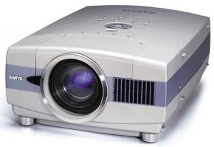 Sanyo PLC-XT10A projector, POA-LMP59 service parts no 610 305 560
