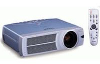 Sanyo PLC-XU33/PLC-XU38 projector, Sanyo POA-LMP35 service part no 610 293 2751