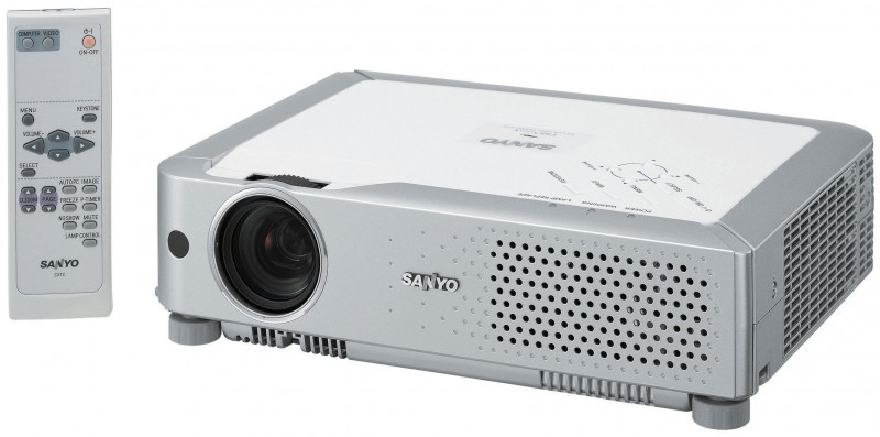 how to replace the sanyo plc plc