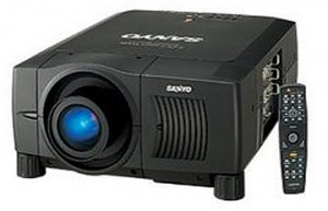 Sanyo PLV-WF10 Projector