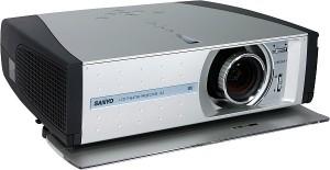 Studio Experience 2HD, Sanyo POA-LMP69 service parts no 610 309 7589