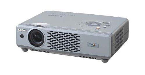 install a new sanyo plc xu47 plc xu48 projector lamp in 3 easy rh fixyourdlp com Sanyo plc XM-100 sanyo pro x multimedia projector manual