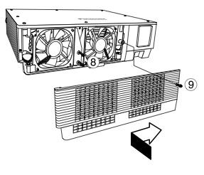 Panasonic_PT-D5500UL_projector_Panasonic_ET-LAD55_replace_projector_lamp