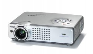Sanyo PLC-XU51 projector, Sanyo POA-LMP55 service part no 610 309 2706