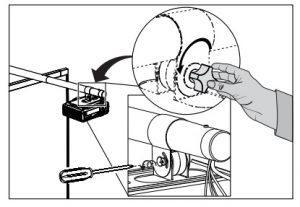 SMARTBoard_680iv_projector_lamp_50030764_remove_boom
