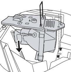 BenQ SP930P Lamp in, BenQ 5J.J2D05.001