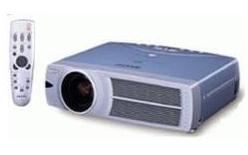 Sanyo PLC-XU33 projector, Sanyo POA-LMP35 service part no 610 293 2751
