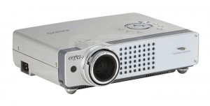 Sanyo PLC-XU50 projector, Sanyo POA-LMP55 service part no 610 309 2706