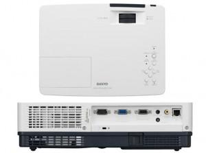 Sanyo PLC-XW200 Projector, Sanyo POA-LMP132 (service parts no 610 345 2456)