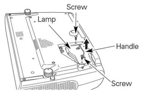 Sanyo_LP-Z2_projector_Sanyo_POA_LMP69_replace_projector_lamp