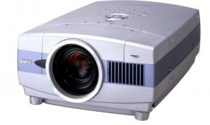 Sanyo PLC-XT11 projector, POA-LMP59 service parts no 610 305 5602