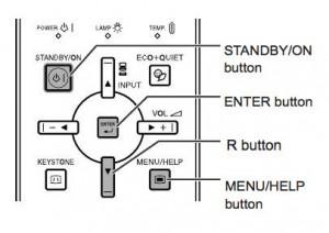 Sharp-PGF150X-projector,-Sharp-AN-XR30LP-1_reset_lamp_timer