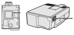 Sharp-XG-P10XU_Sharp-BQC-XGP10XU_projector_lamp_air_filter_placement