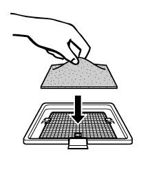 Sharp-XG-P10XU_Sharp-BQC-XGP10XU_projector_lamp_install_clean_air_filter