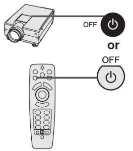 Sharp-XG-P10XU_Sharp-BQC-XGP10XU_projector_lamp_power_off