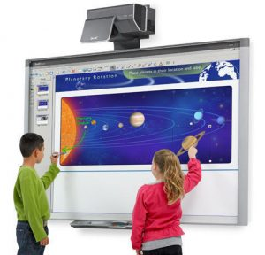 SmartBoard 480iv_projector