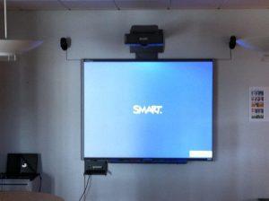 Smartboard SB680i3 projector lamp