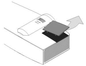 Smartboard_-600i4_Smartboard_-20-01032-20_-remove_projector_lamp_cover