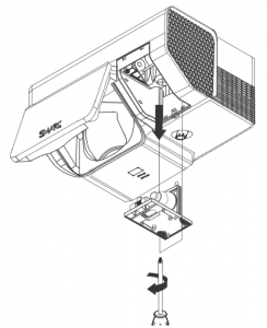 Smartboard_ 685ix_projector _remove_lamp _20-01032-20
