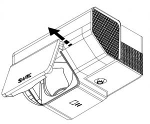 Smartboard_600i _projector_lamp_SmartBoard 50030764_remove_cover