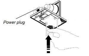 Smartboard_600i _projector_lamp_SmartBoard 50030764_reset