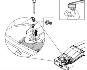 Smartboard_UNIFI 55_Smartboard_ 20-01032-20_ projector_lamp_mount