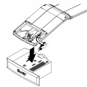 Smartboard_UNIFI 55_Smartboard_ 20-01032-20_ projector_lamp_remove_mount