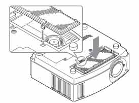 Sony_VPL-AW10_projector_Sony_LMP-H160_new_air_filter