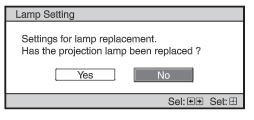 Sony_VPL-GH10_Sony_LMP-H201_reset_projector_lamp_timer