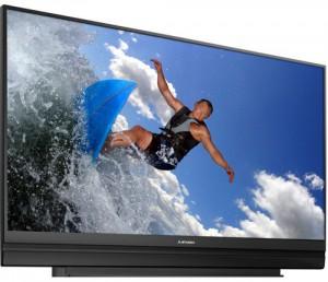 Mitsubishi WD-60638 HD-DLP TV