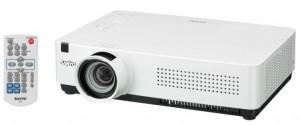 Sanyo PLC-WR251 projector, Sanyo POA-LMP131 (service parts no 610 343 2069)
