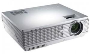 BenQ W100 projector, BenQ 5J.J1S01.001 lamp