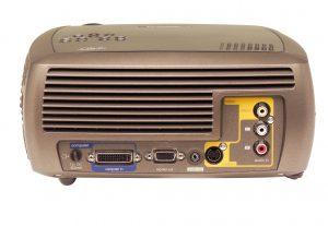 dukane-7300-projector