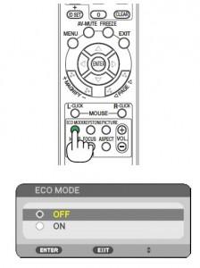 NEC NP 110 Eco Mode NEC NP13LP Projector Lamp