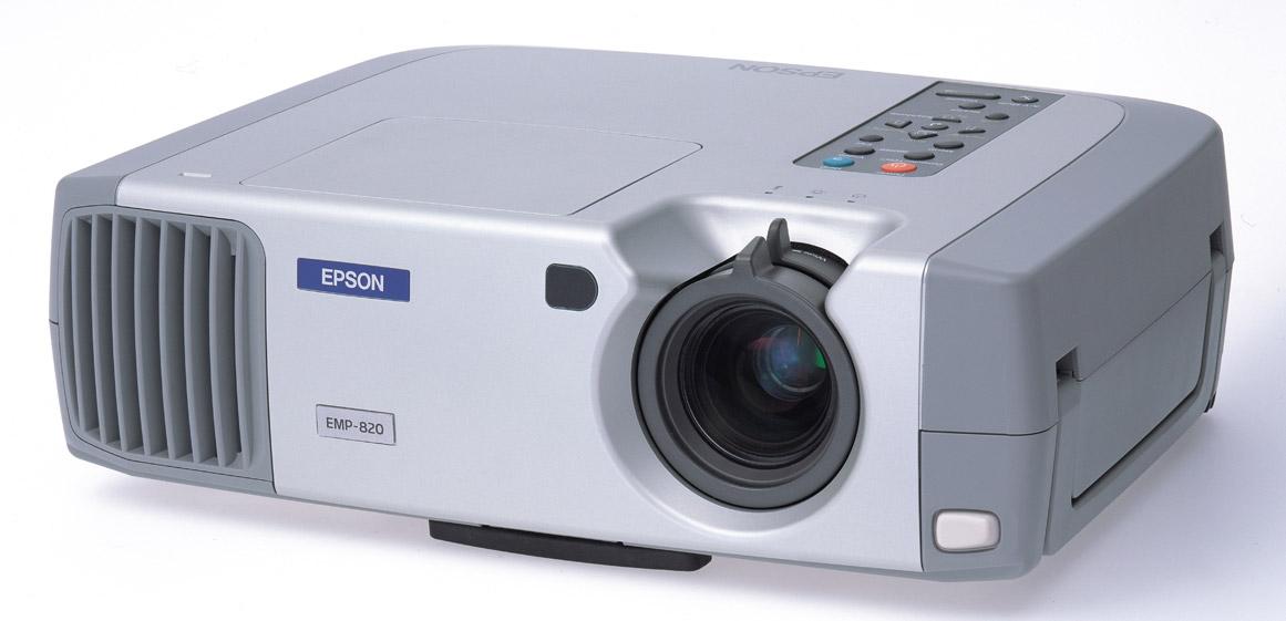 Epson_EMP-820_projector_Epson_ELPLP15_lamp