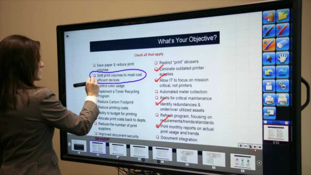 interactive-whiteboard