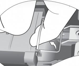 BenQ PB2250 wire handle lamp, BenQ 59.J9301.CG1