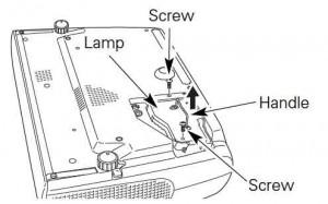 Studio_Experience_2HD_lamp_cage_Sanyo_POA-LMP6_ projector_lamp_service_parts_6103097589