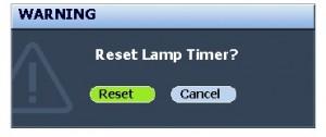 BenQ_W2000_first_warning_BenQ_5J.05Q01.001_reset_projector_lamp_timer_second_screen