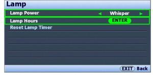 BenQ_W2000_first_warning_BenQ_5J.05Q01.001_reset_projector_lamp_timer