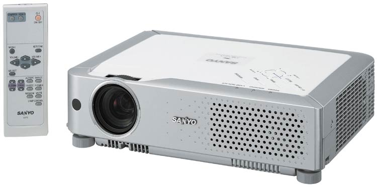 6 Steps For Replacing The Sanyo Plc Xu74 Projector Lamp