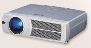 Sanyo PLC-SU40 projector, Sanyo POA-LMP53, service part no 610 303 5826