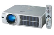 Sanyo PLC-XU40 projector, Sanyo POA-LMP53, service part no 610 303 5826